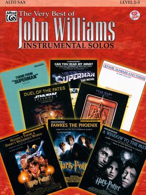Alfred Music Publishing Best of John Williams Alto Sax