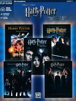 Alfred Music Publishing Harry Potter (Alto Sax)
