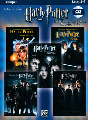 Alfred Music Publishing Harry Potter (Trp)