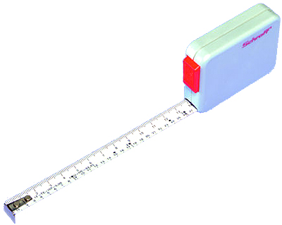 Thomann Measuring Tape (U-, HP-Pitch)