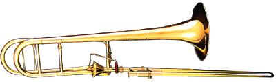 S.E. Shires 2RVE Bb-/F- Tenor Trombone