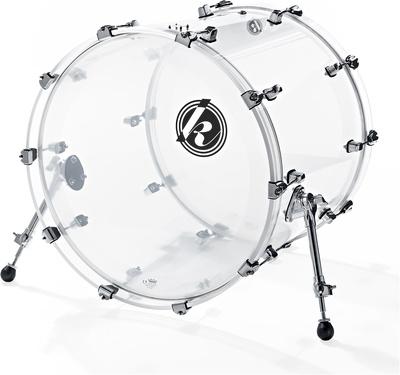 """Kirchhoff 24""""x20"""" Arctic Bass Drum"""