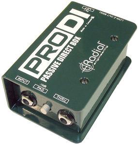 Radial Engineering Pro DI B-Stock