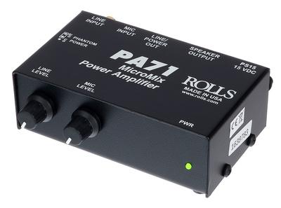 Rolls PA 71 Plus B-Stock