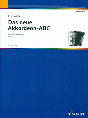 Schott Das neue Akkordeon-ABC 1