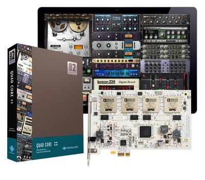 Universal Audio UAD-2 Quad B-Stock