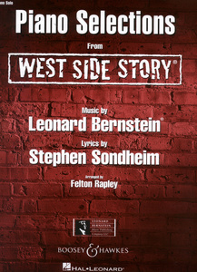 Boosey & Hawkes West Side Story Klavier