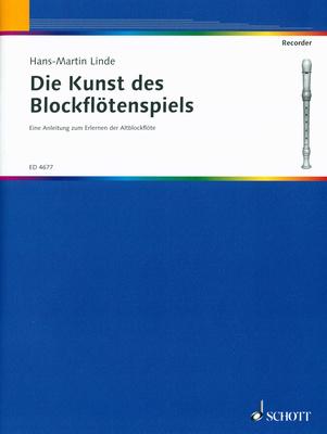 Schott Die Kunst Des Blockflötenspiel