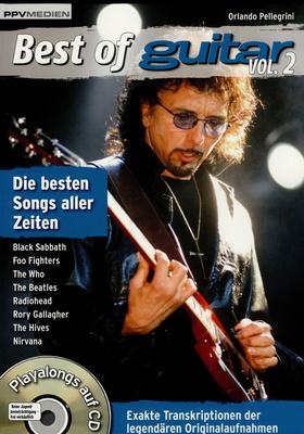 PPV Medien Best of Guitar. Vol.2