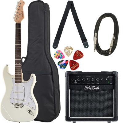 thomann guitar set g13 white thomann uk. Black Bedroom Furniture Sets. Home Design Ideas