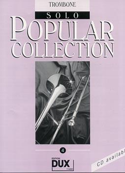Edition Dux Popular Collection 4 Trombone