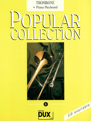 Edition Dux Popular Collection 6 Tromb/Pia