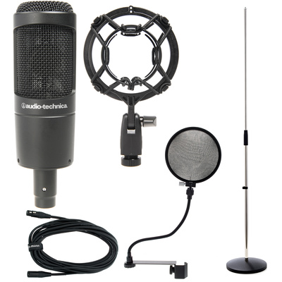 Audio-Technica AT 2035 Bundle