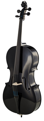 Thomann Gothic Black Cello 4/4 B-Stock