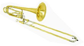 Kanstul 1662 Bb/F/G/B/D Bass Trombone