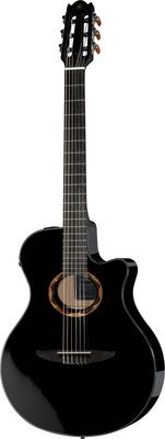 Yamaha NTX700 BK Classical Guitar