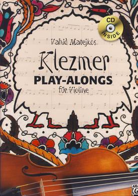 Alfred Music Publishing Klezmer Play-alongs Violin