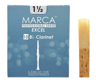 Marca Excel Clarinet 1,5 (B)
