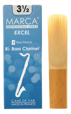 Marca Excel Bass-Clarinet 3,5 (B)