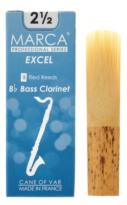 Marca Excel Bass-Clarinet 2,5 (B)