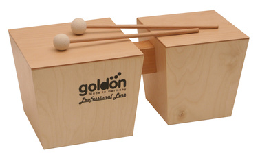 Goldon Wooden Bongos 10710 B-Stock
