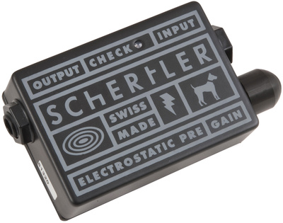 Schertler STAT-Pre B-Stock