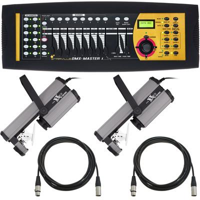 Stairville maTrixx SC-100 DMX LED Bundle2