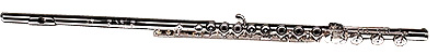 Verne Q. Powell Conservatory Flute RBE B-Stock
