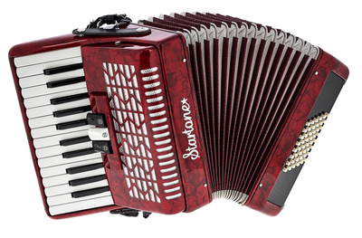 Startone Maja 48 Accordion Red B-Stock