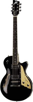 Duesenberg Starplayer TV Stop Tail Black