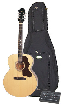 Epiphone EJ-200 Artist Limited E Bundle