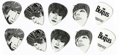 Planet Waves Pick Set Revolver Beatles Med