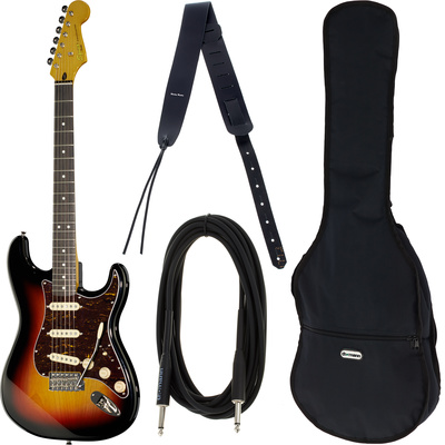 Fender Squier Classic Vibe STR Bundle