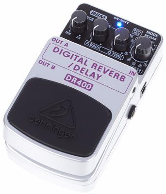 Behringer DR400 Digital Delay/Re B-Stock