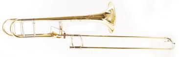 S.E. Shires 1R/TW47G Bb/F- Tenor Trombone