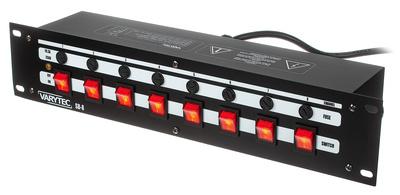 Varytec 8-F Switch Panel B-Stock