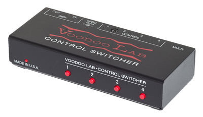 Voodoo Lab Control Switcher B-Stock