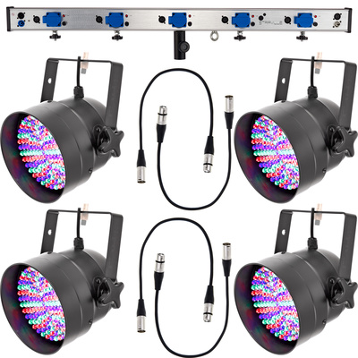 Stairville LED Lighting Kit PAR56 10mm B