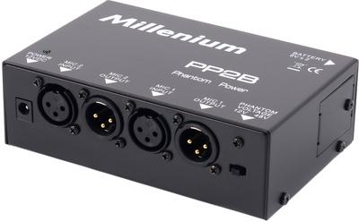 Millenium PP2B Phantom Power Sup B-Stock