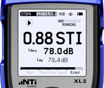 NTI Audio XL 2 Stipa Option