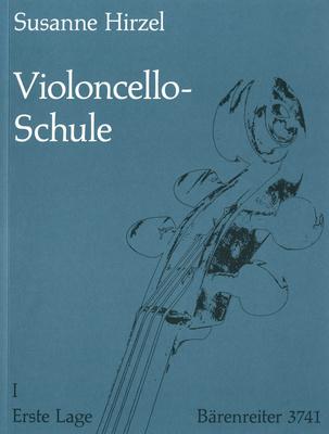 Bärenreiter Violoncello-Schule 1