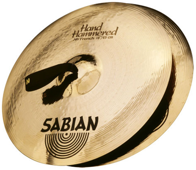 "Sabian 18"" HH French (M-Thin) Brill."