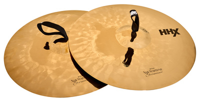 "Sabian 20"" HHX New Germanic Brilliant"