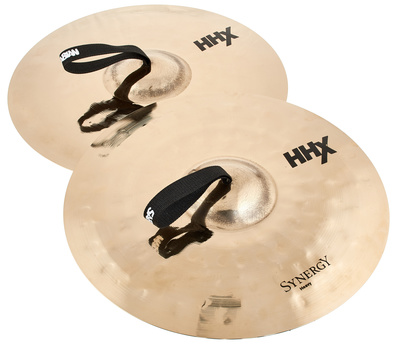 "Sabian 17"" HHX Synergy Brilliant MHH"