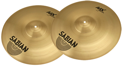 "Sabian 20"" AAX Arena Heavy Brilliant"