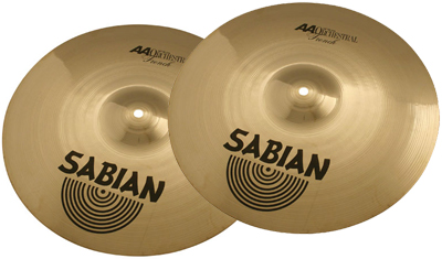 "Sabian 18"" AA French Brilliant"