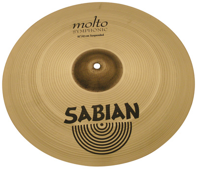 """Sabian 16"""" AA Molto Symp. Susp. Orch."""