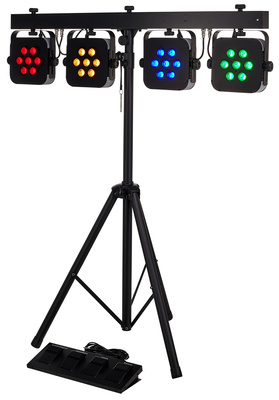 Stairville Stage TRI LED Bundle C B-Stock
