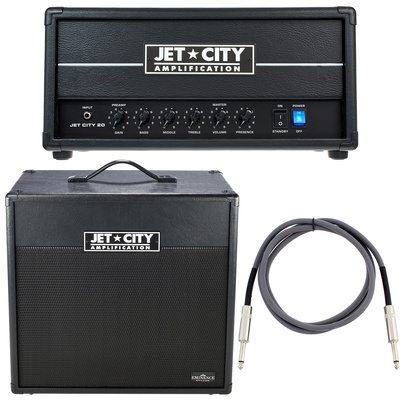 Jet City Amplification 20H Bundle1