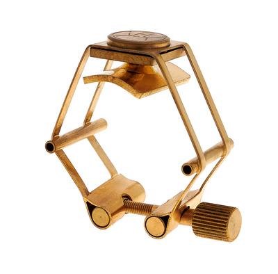 Francois Louis Pure Brass Alto Clarinet Gold
